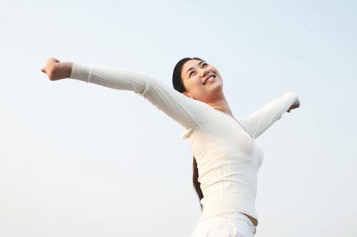 cach hit tho dung - Bí quyết giúp bạn thở đúng để tốt cho hệ hô hấp
