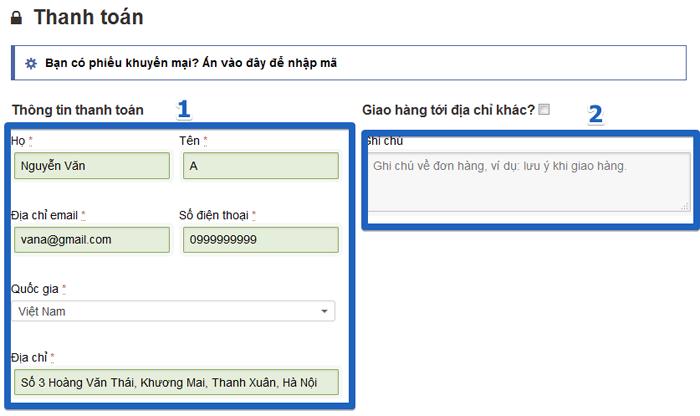 dat hang tui suoi 3 - Hướng dẫn đặt hàng online