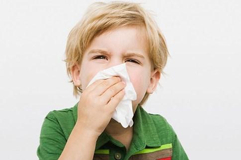 cach phong cum hieu qua cho tre - Cách phòng cúm hiệu quả cho trẻ