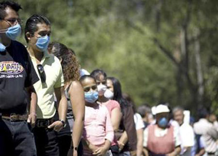 nhung dai dich cum kinh hoang trong lich su - Những đại dịch cúm kinh hoàng trong lịch sử