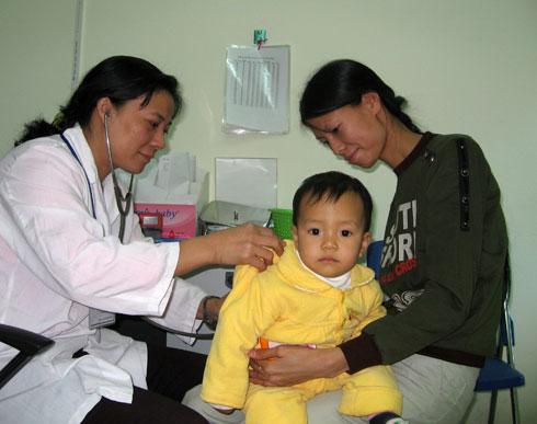 viem phoi gay tu vong hang dau cho tre nho - Viêm phổi gây tử vong hàng đầu cho trẻ nhỏ